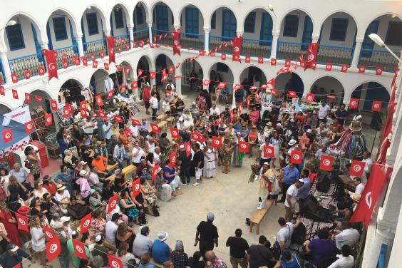 Djerba: Tunisia's most harmonious multicultural island (The Independent )  Muslims and Jews celebrate the holiday of Lag B'Omer side by side on the Tunisian island that prizes peaceful coexistence above all else.