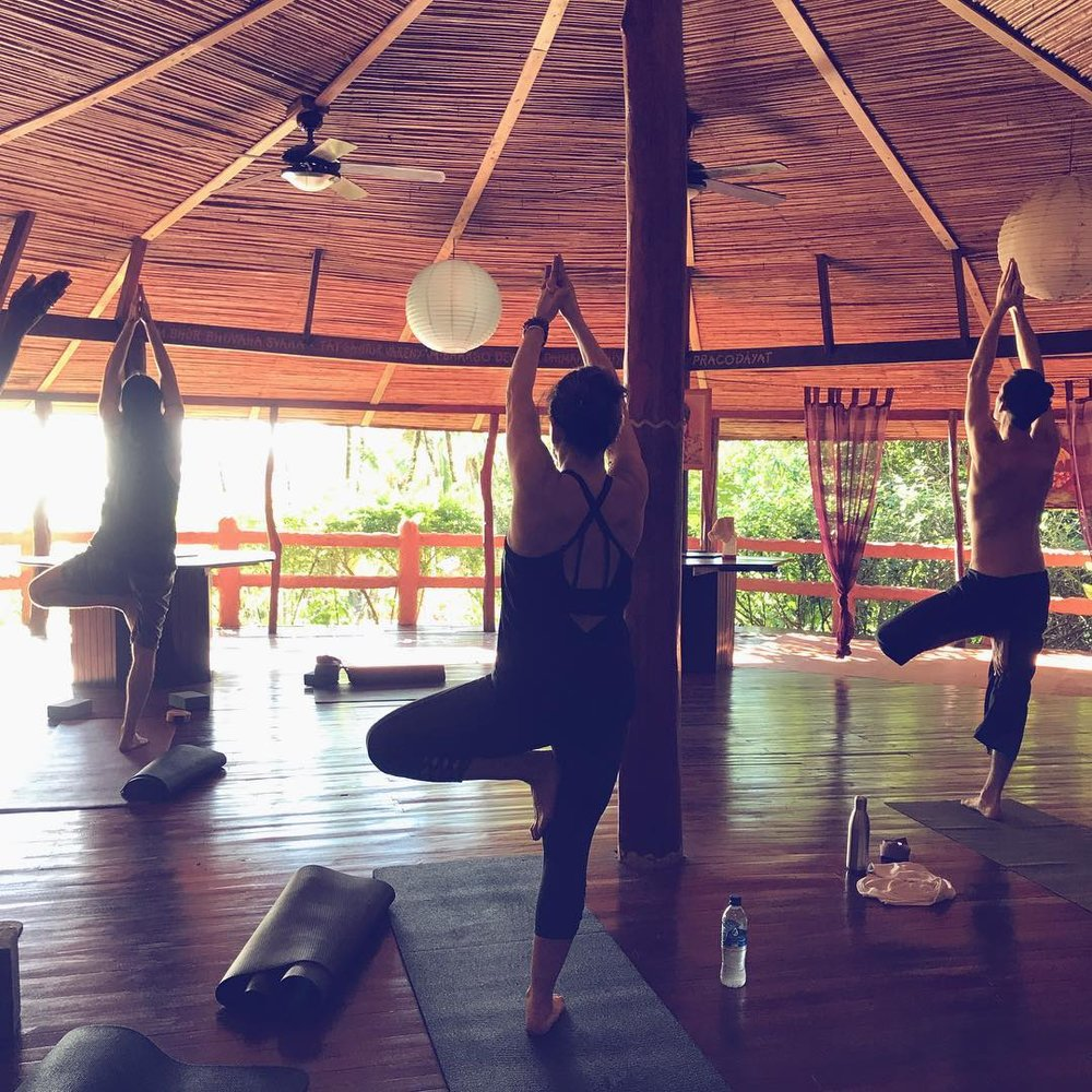 yoga retreat costa rica