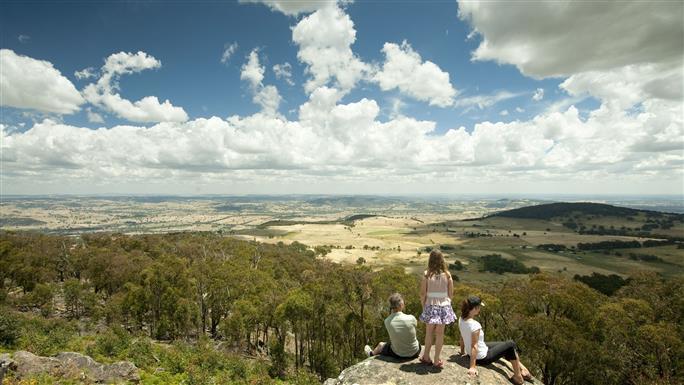 Mt Wombat - Strathbogie