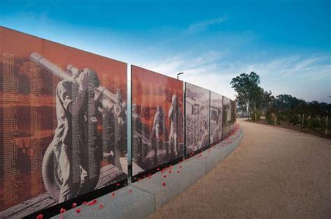 Vietnam Veterans Commemorative Wall - Seymour