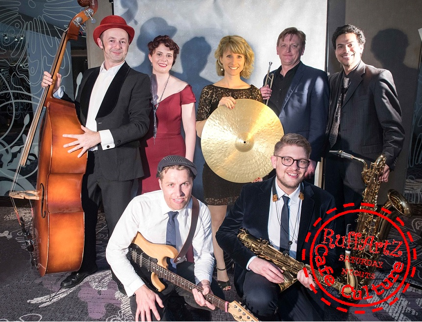 Dr Crask & His Swinging Elixir Band   - A dose of Dr Crask & his Swinging Elixar Band is guaranteed to get you on your feet. Lead singer Jennifer Salsbury's beautiful breezy vocals float over a repertoire of 40's swing dance tunes