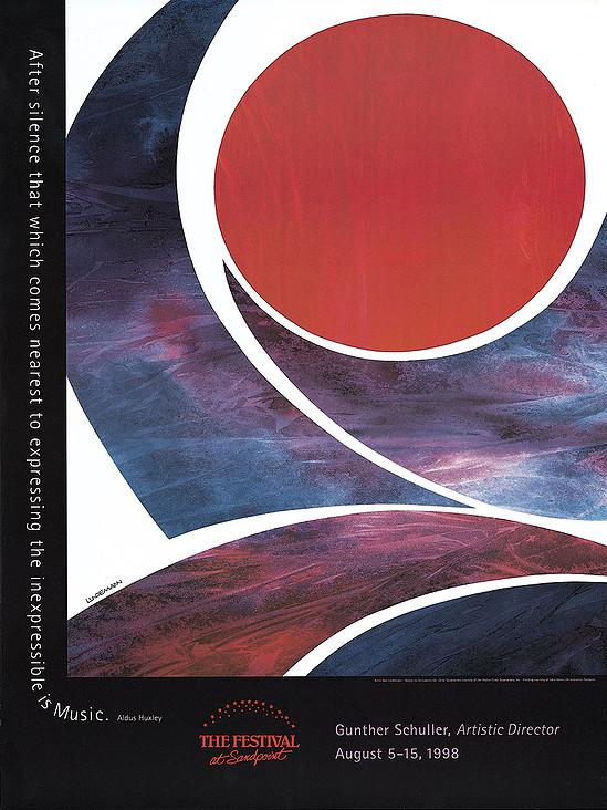 1998 Poster by Bob Lindemann