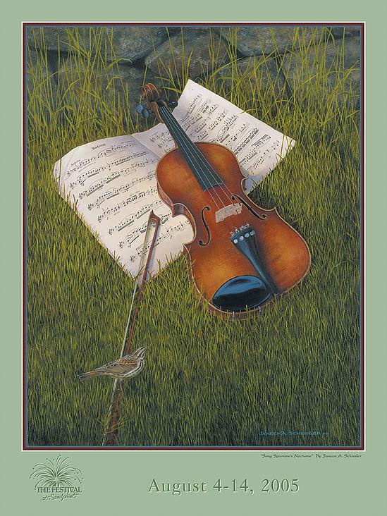 2005 Poster by Janeen A. Schissler