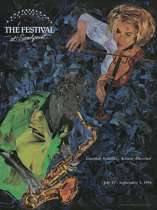 1994 Poster by Ed Cornachio