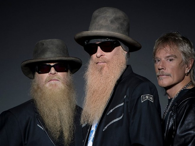 ZZ TOP - SATURDAY, AUGUST 4Gates: 6:00pmShow: 7:30pm$79.95