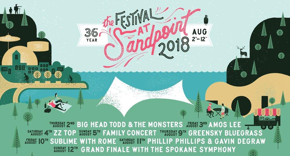 Festival Full Line-up