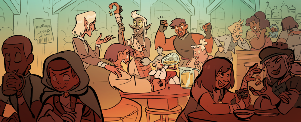 Local Tavern Party