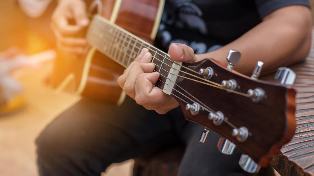 Guitar Instructors -