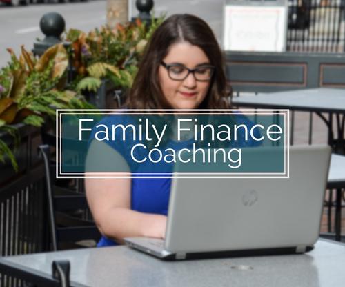 Family Finance Coaching