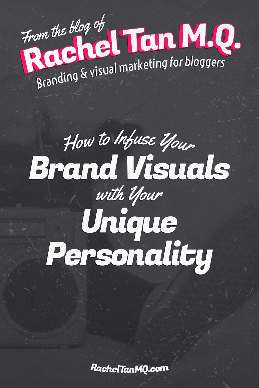 RachelTanMQ.com visual brand