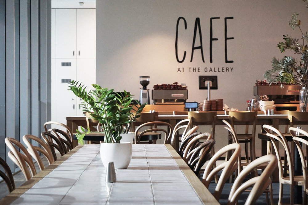 Hospitality    Cafe at the Gallery    VIEW PROJECT