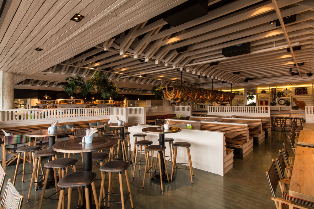 Hospitality    Riverbar & Kitchen    VIEW PROJECT