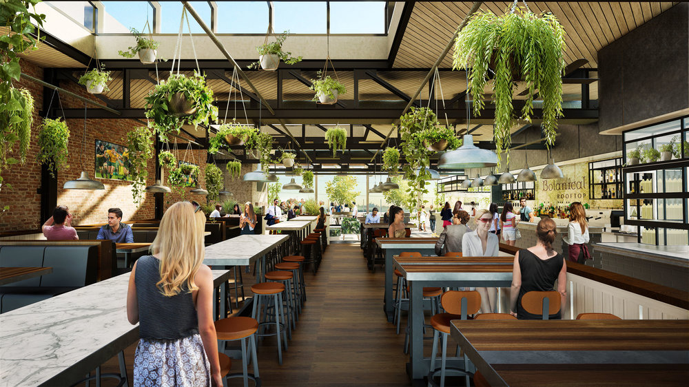 Hospitality   Public House & Botanical @ Highfield   View Project
