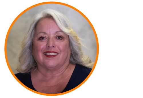 Terri Ramos    Retired. Former Project Manager at Rockwell Collins & Panasonic Avionics Fullerton, CA   Terri brings expertise in administration & operations. She is the chair of 2019 Gala