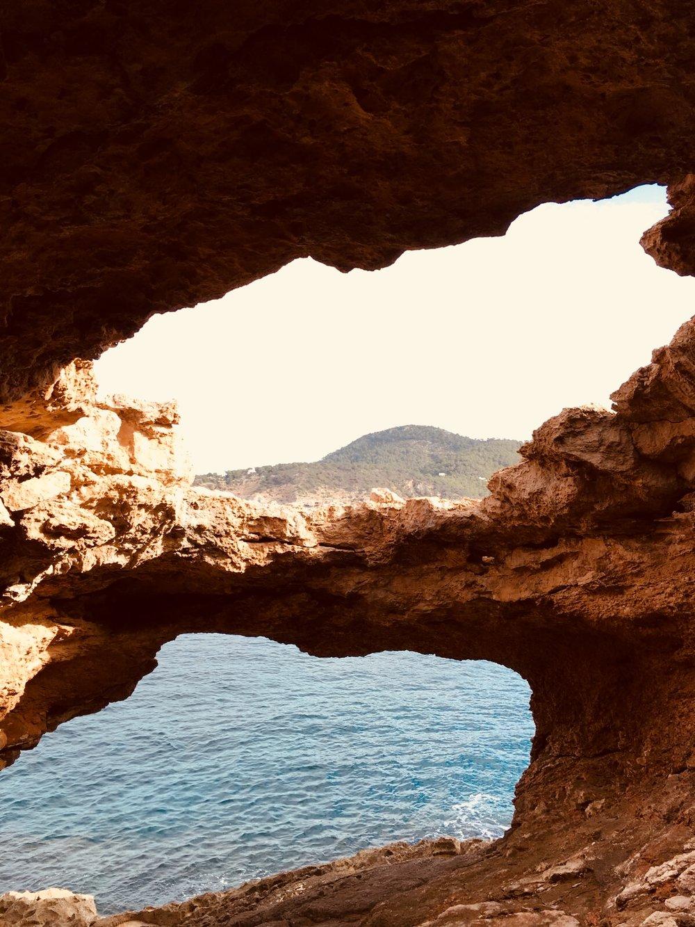 Cova de Llevant Ibiza
