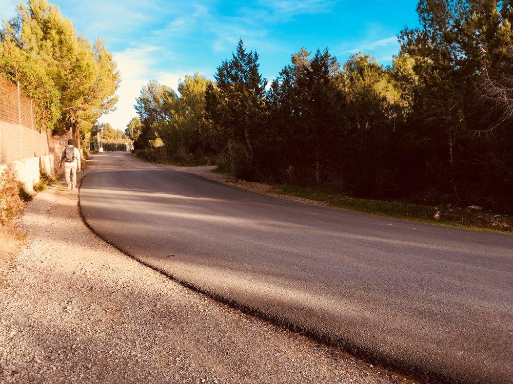 Wunderschöne Wanderung zum Far des Moscarter nahe der Cala den Serra. #ibiza #wandern #urlaub #tipps #geheimtipp #spanien #balearen