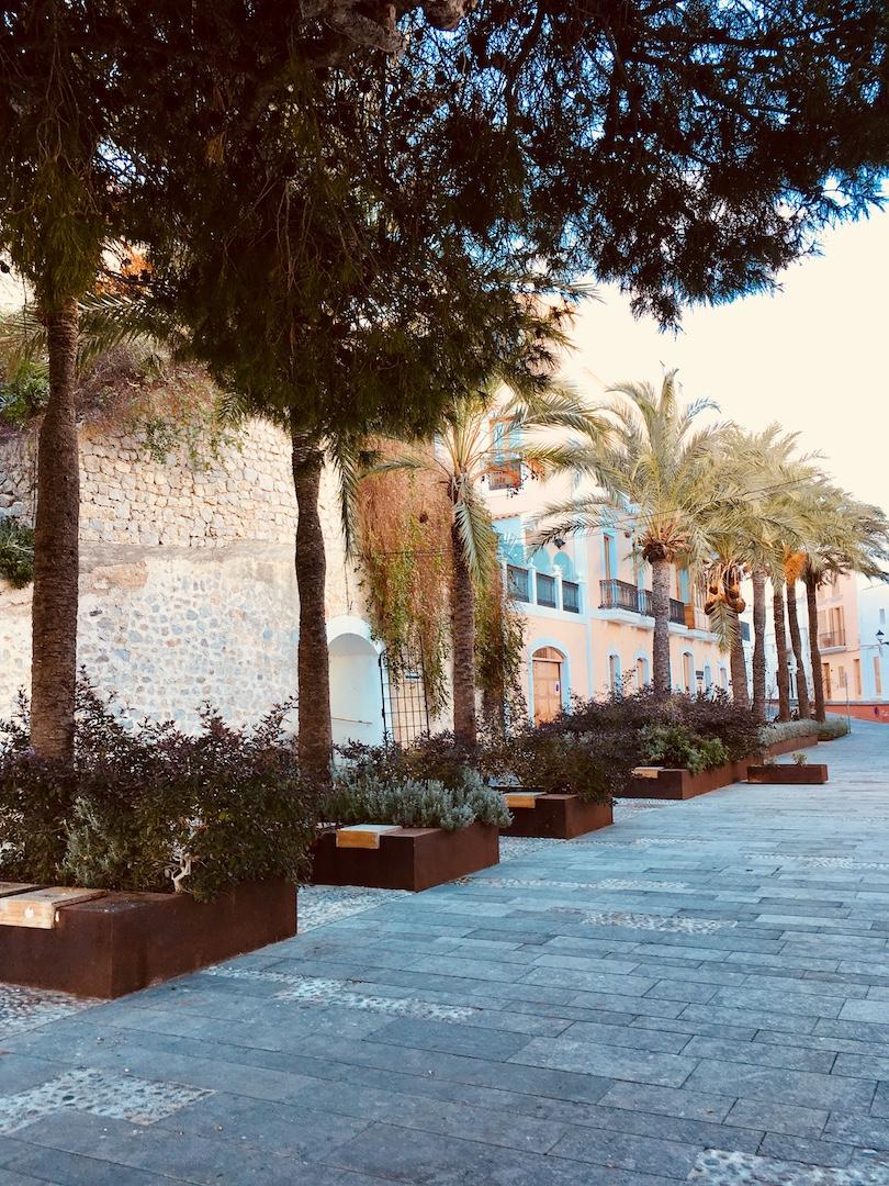Dalt Vila, Ibiza
