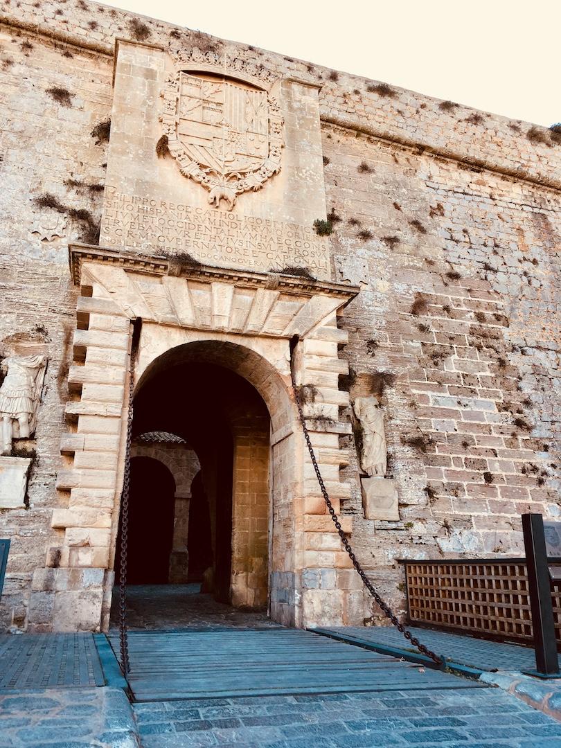 Portal de Ses Taules