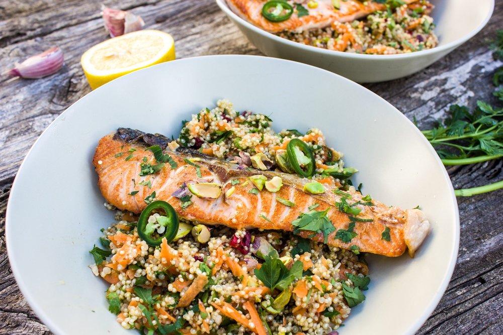 Salmon_Quinoa_pistachio_honey_lemon_healthy_easy_4.JPEG