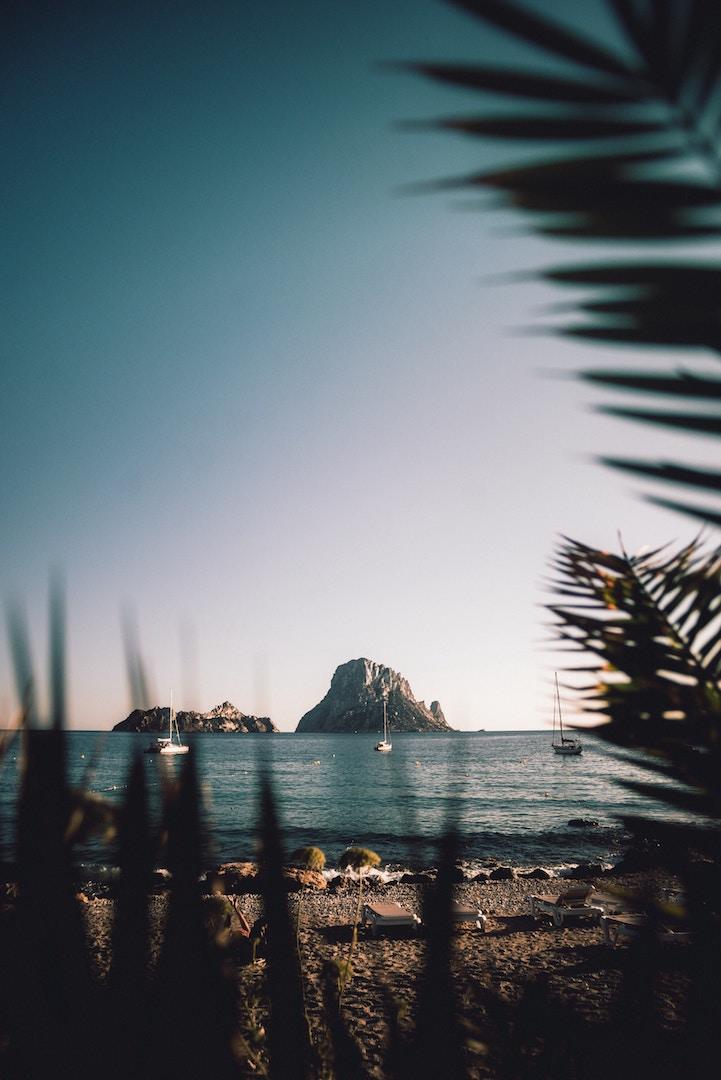 Es Vedra, Cala d'Hort, Ibiza