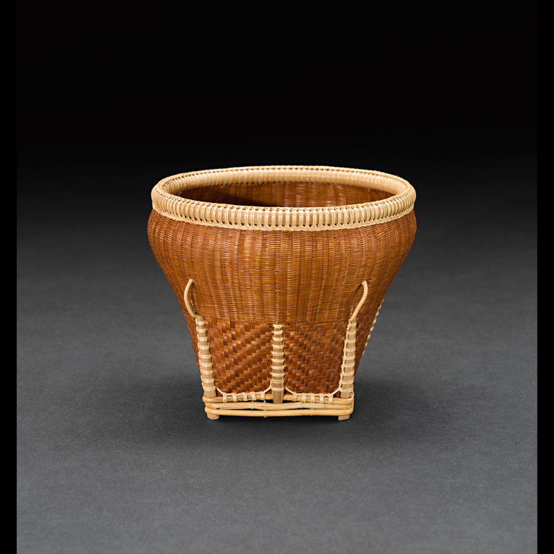 Basketry Set Pho Thong District, Ang Thong Province   Gift from the SUPPORT Foundation to the Smithsonian Institution, 1981 Courtesy of the Smithsonian Institution, Department of Anthropology; E421961-0, E421962-0, E421964-0; Photo by Jim Di Loreto