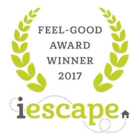 i-escape feel good award winner.png