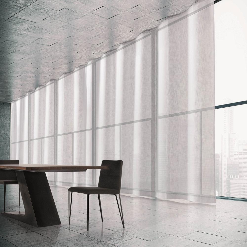 innenbereich vorh nge rollos sichtschutz einfachgenial. Black Bedroom Furniture Sets. Home Design Ideas