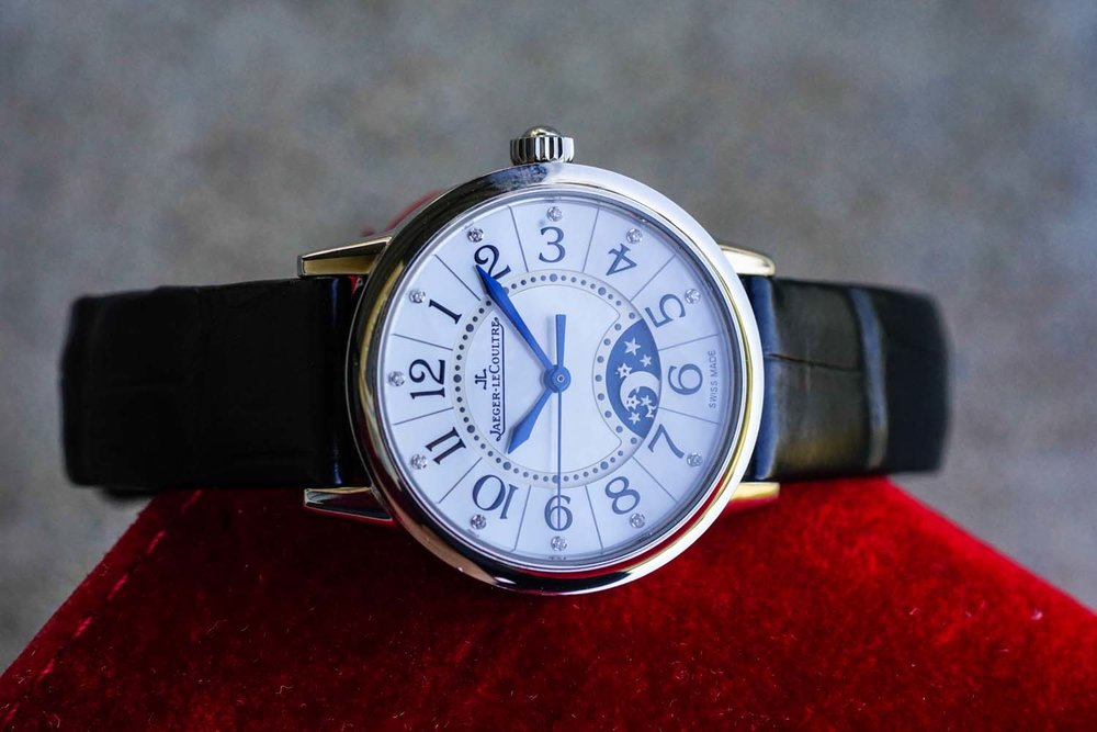 Jaeger-LeCoultre Rendez-Vous Night & Day Red