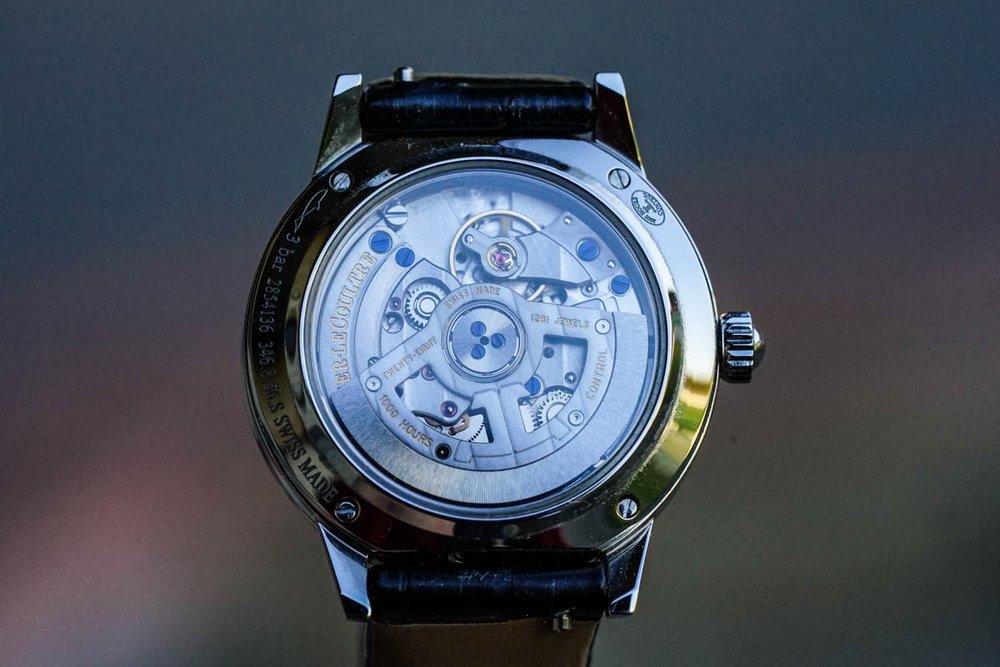 Jaeger-LeCoultre Rendez-Vous Night & Day Movement Automatic Cotes de Geneve