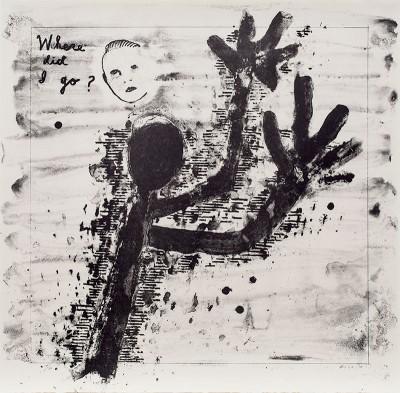 """La Galerie Item présente la nouvelle exposition de David Lynch, """"PLUME OF DESIRE"""", du 29 avril au 11 juin 2016. Galerie Item (51 rue du Montparnasse, 75014 Paris, Lundi - Samedi, de 11h à 19h)"""