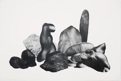 """La Galerie Item présente la nouvelle exposition de  Mathilde Roussel  """" ATLAS """", qui aura lieu du 17 novembre au 28 novembre 2016.  Galerie Item (51 rue du Montparnasse, 75014 Paris, Lundi - Samedi, de 11h à 19h)"""