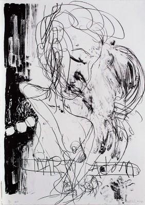 Paul McCarthy et Christoph Von Weyhe  présente une nouvelle série de lithographies pour Item éditions: www.itemeditions.com