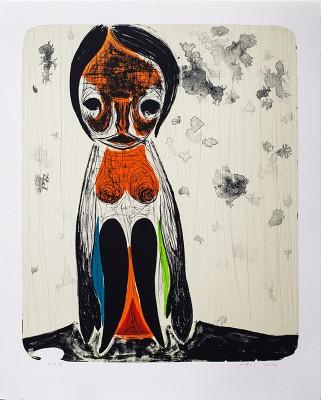 La galerie Item présente les nouvelles estampes et les dessins récents d' Izumi Kato du 15 mai au 17 juin 2017. Galerie Item (51 rue du Montparnasse, 75014 Paris, Lundi - Samedi, de 11h à 19h)