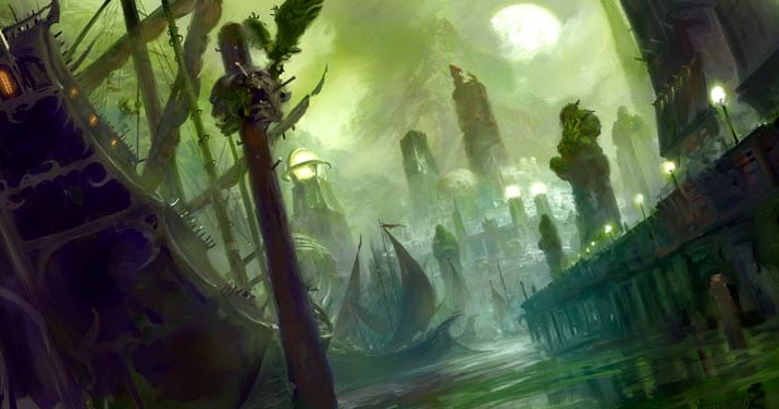 Warhammer Age of Sigmar Anvilgard - Lost City Fantasy Basing Tutiorial