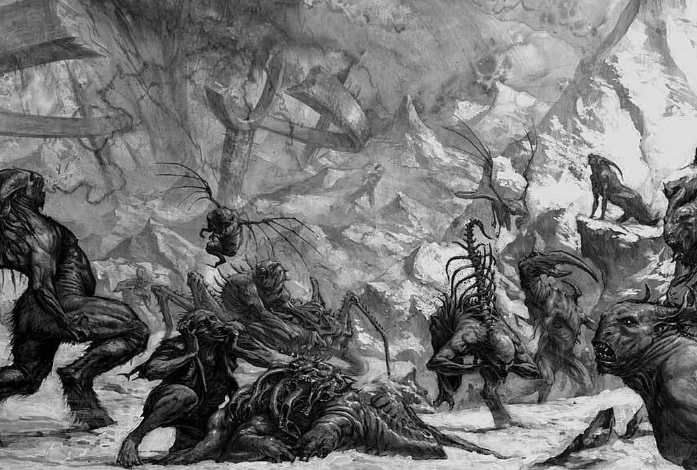 Warhammer Age of Sigmar Blog - Beasts of Chaos Beastmen Battletome Review