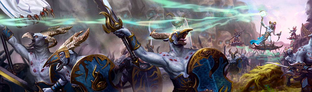 Warhammer Age of Sigmar Blog - Battletome Beasts of Chaos Review