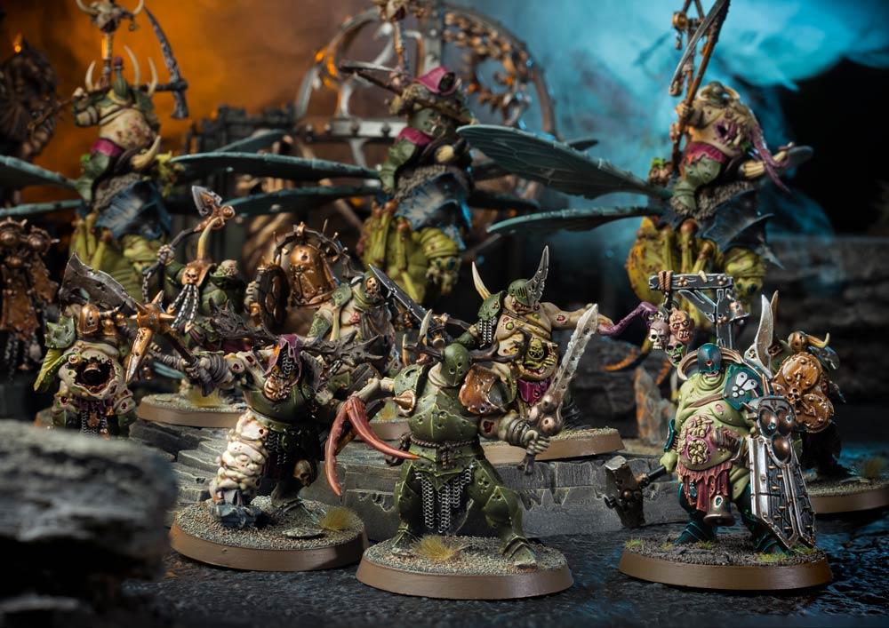 Warhammer Age of Sigmar blog - Maggotkin of Nurgle battletome review