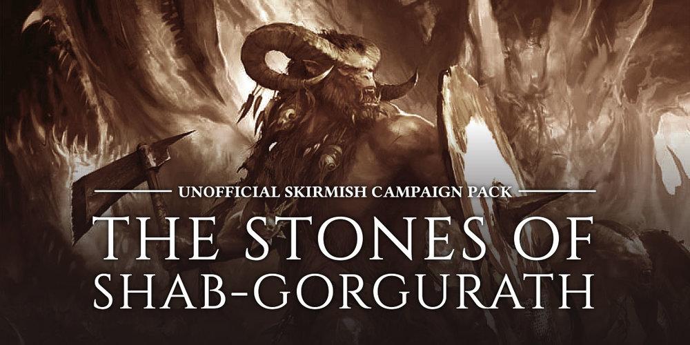 Age of Sigmar Narrative Play Skirmish Campaign - Shab-Gorgorath