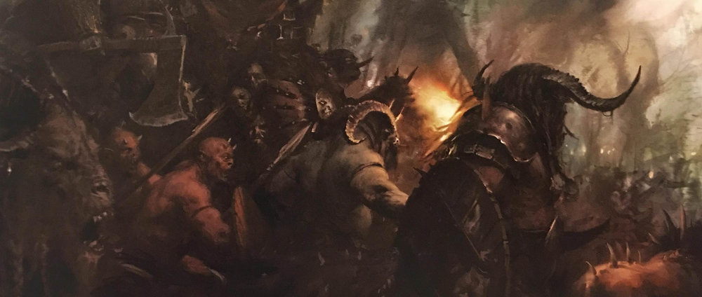 Warhammer Age of Sigmar Narrative Play - Skirmish Campaign Pack