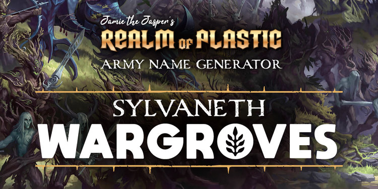 Name Generators — Age of Sigmar Hobby Blog — Realm of Plastic