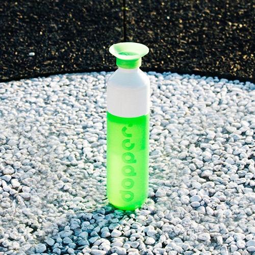 - Secteur : MaisonAnnée de création : 2010Son engagement Go for Good : EnvironnementalSon critère : Les produits Go for Good de Dopper sont réutilisables. Ils permettent d'éviter de consommer des bouteilles en plastique à usage unique.A découvrir : La bouteille, bien sûr