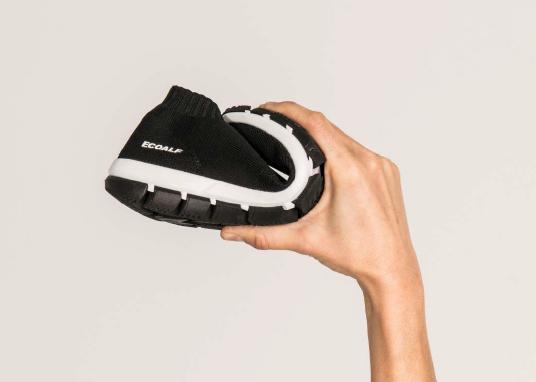 - Secteurs: Femme et HommeAnnée de création: 2009Son engagement Go for Good: EnvironnementalSon critère:Les produits Go for Good de la marque Ecoalf sont composés d'un minimum de 50% de matières recyclées. Ils contribuent ainsi à la préservation des ressources naturelles.À découvrir : Les sneakers SHAO