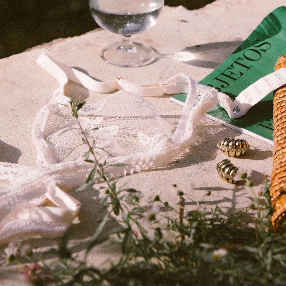 - Secteur : LingerieAnnée de création : 1988Son engagement Go for Good : EnvironnementalSon critère : Les produits Go for Good de la marque Passionata sont certifiés Oeko-Tex Standard 100. Ce label vous garantit un produit sans substances indésirables pour la peau.À découvrir : Le soutien-gorge corbeille bustier