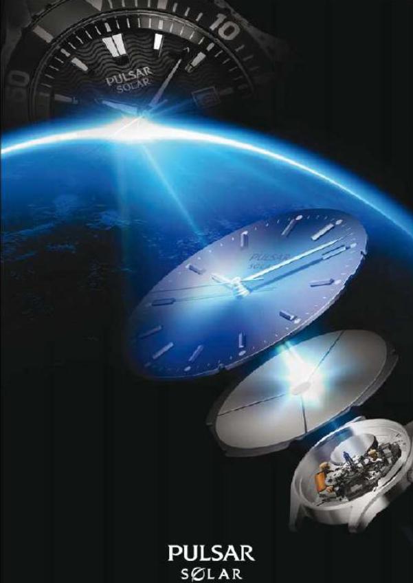 - Secteur : HorlogerieAnnée de création : 1970Son engagement Go for Good : EnvironnementalSon critère : Les produits Go for Good de la marque Pulsar utilisent l'énergie solaire, une source renouvelable et inépuisable, pour fonctionner.A découvrir : La sélection de montres solaires