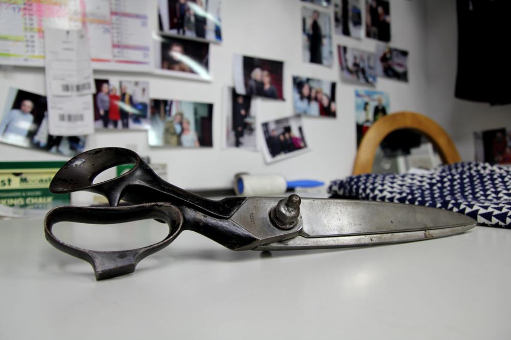 Kemal Gunyar, tailleur retoucheur depuis 2004 - Propos recueillis par Audrey Harris