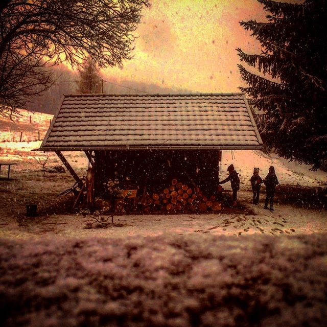 #snowtherapy
