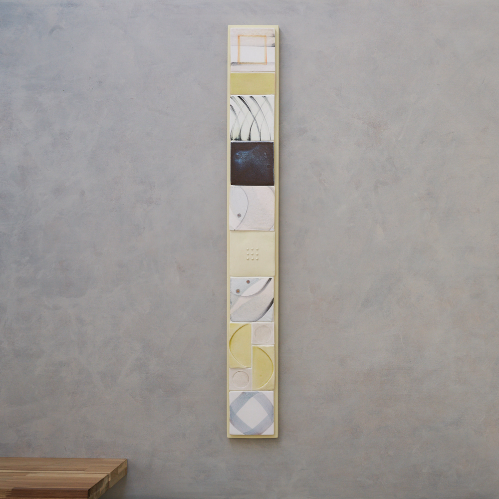 Long Aeoli,  An Eye Journey, 13 x 92 cm, £300 SOLD