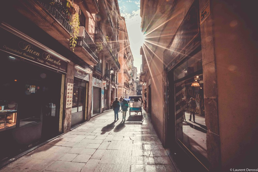 Barcelona Gothic Quarter (Barri Gotic)