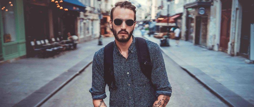 Julien Sznejderman - Model