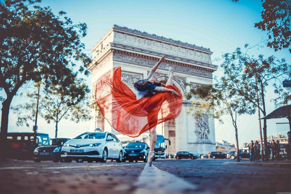 Brittany Cavaco - Ballet Dancer
